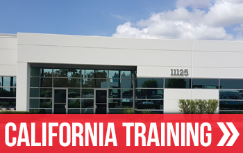 CALIFORNIA TRAINING